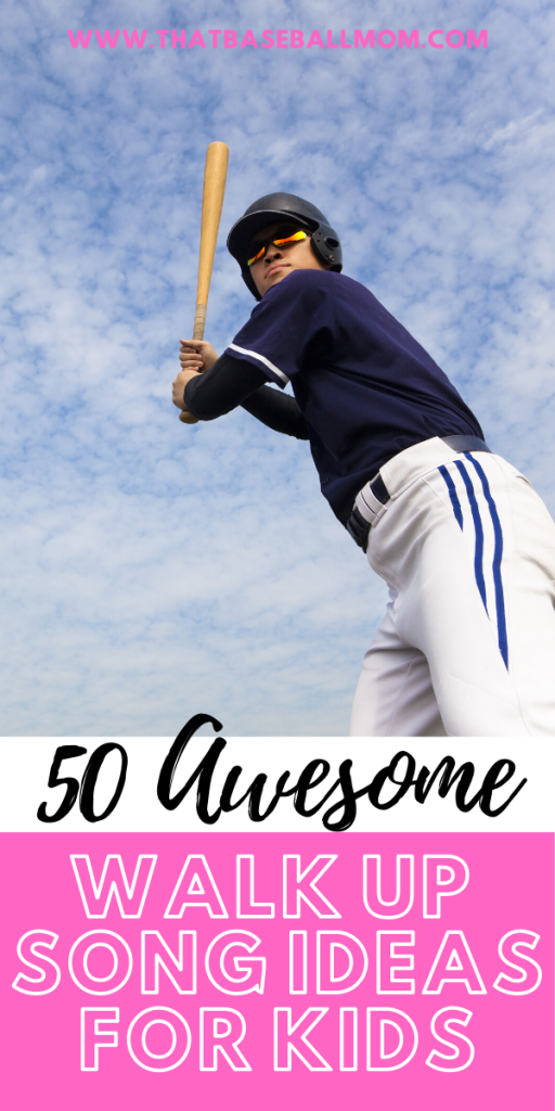 Best Baseball Walk Up Songs