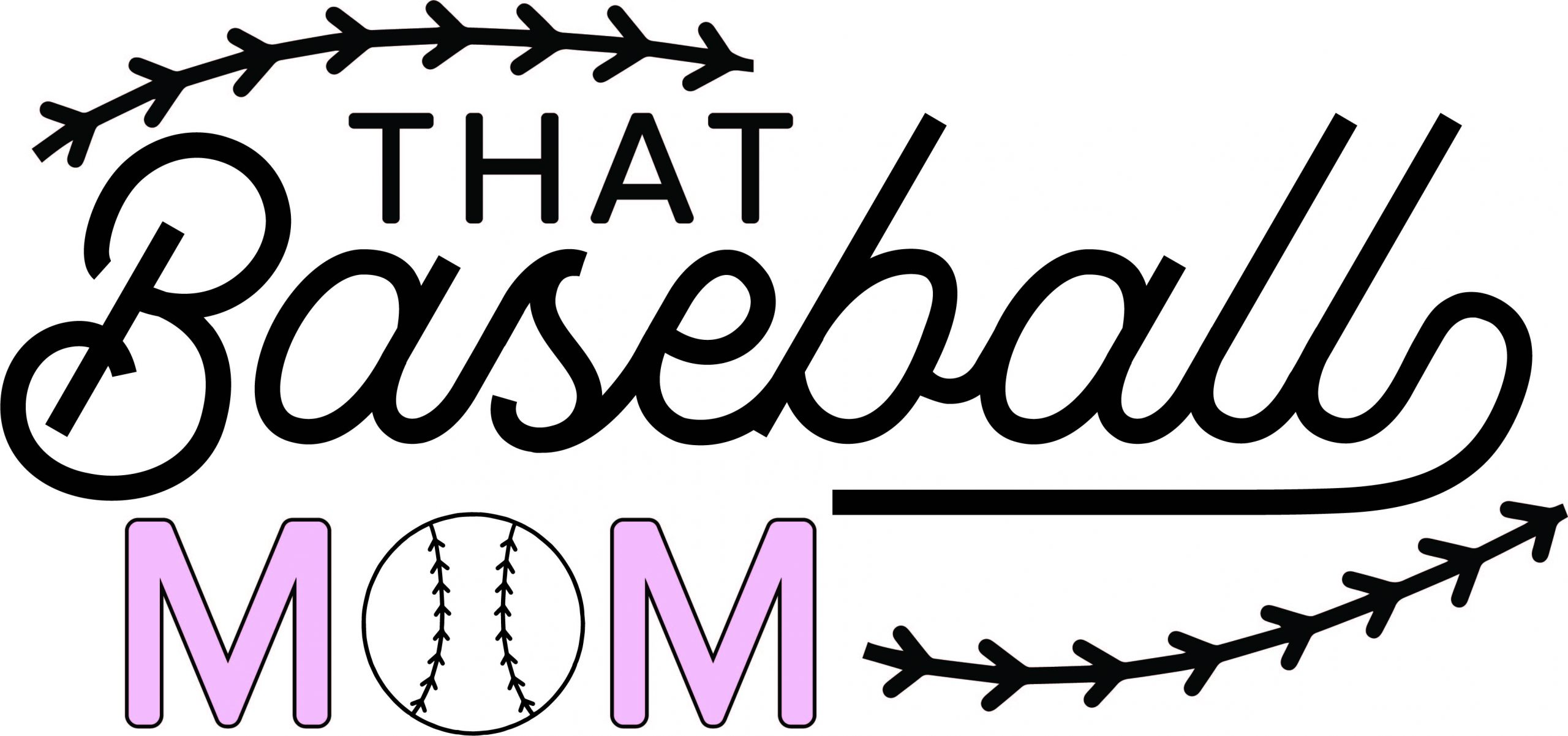 That Baseball Mom