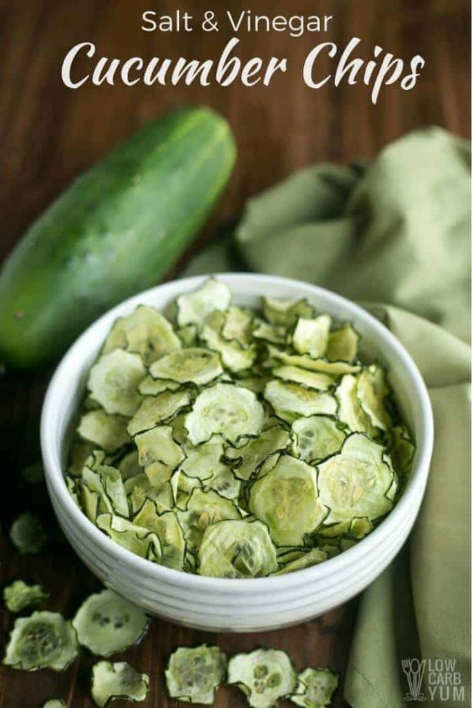 cucumber chips