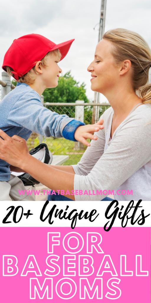 Gift Ideas for the Baseball Mom