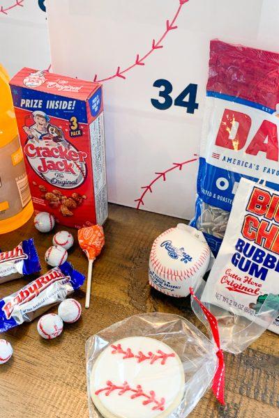 Baseball Gift Bags