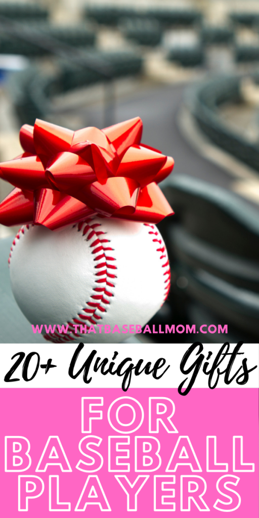 We have rounded up over 20 unique gift ideas for baseball players of all ages! Give your player what they really want this Christmas season!