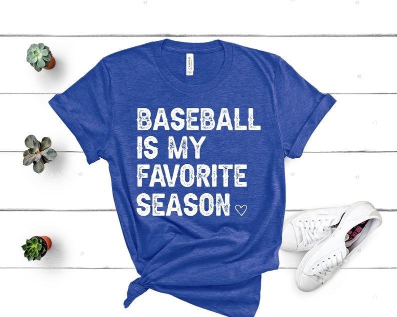 Baseball Season Cheap Baseball Mom Shirt