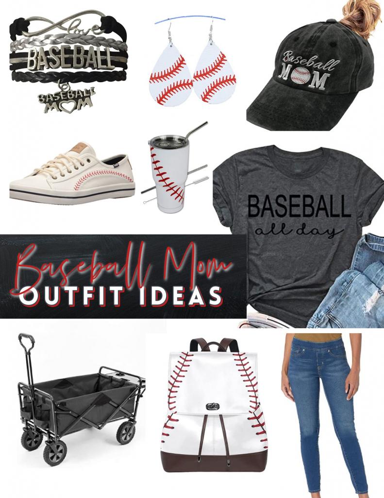 baseball mom outfit ideas