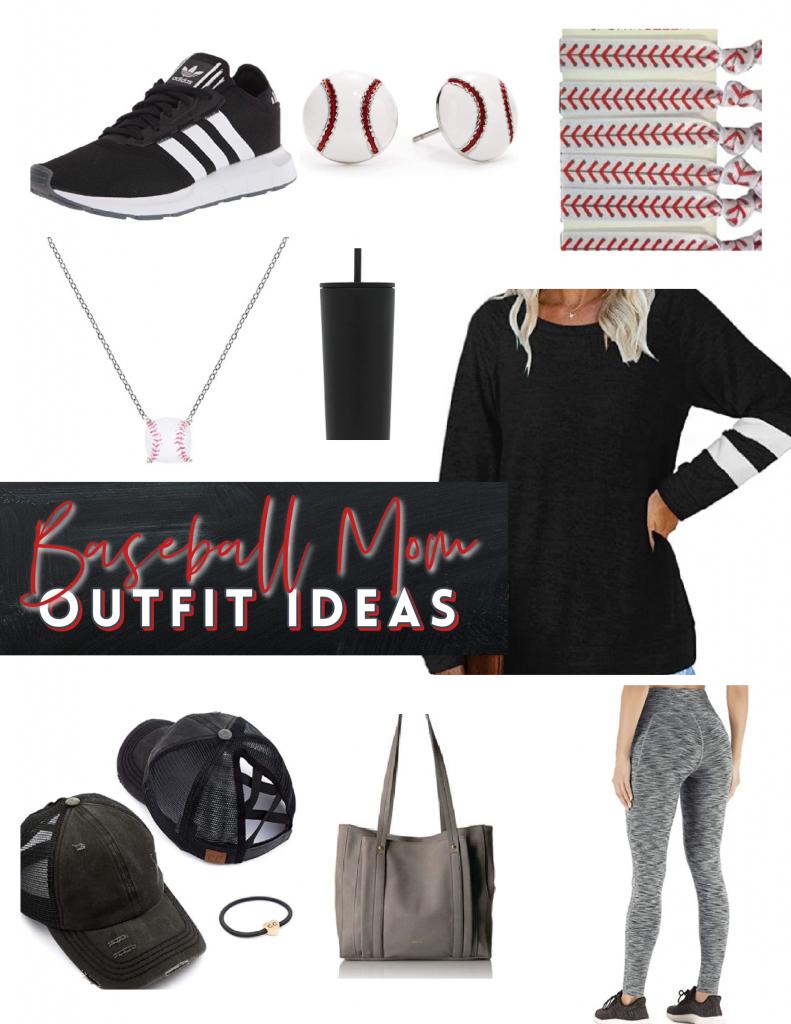 amazon baseball mom outfits