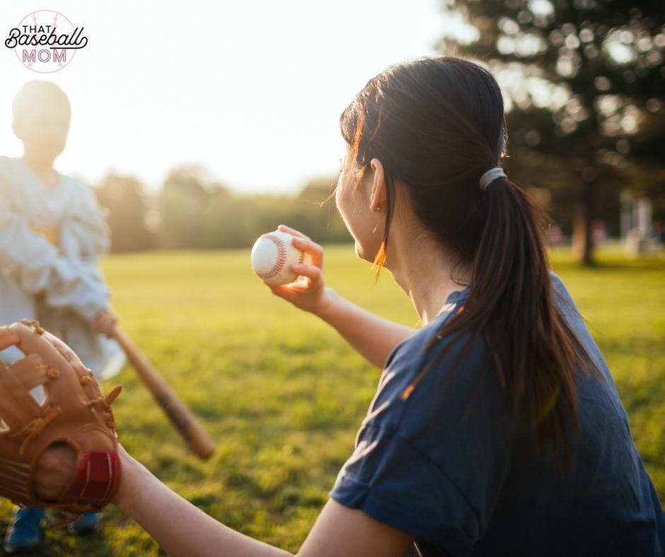 Baseball Bags for Moms