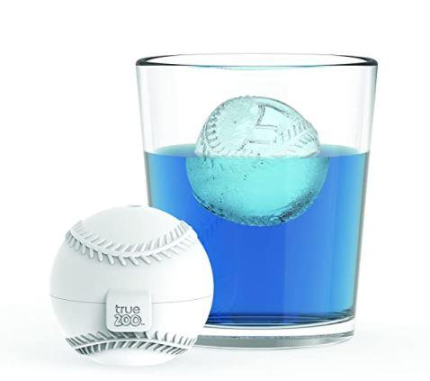 baseball ice mold