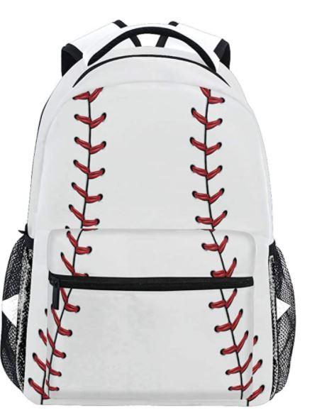 Baseball Back Pack for Moms