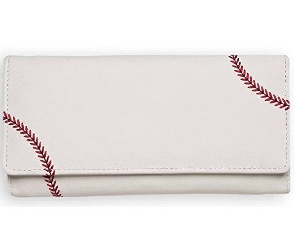 Women's Baseball Wallet