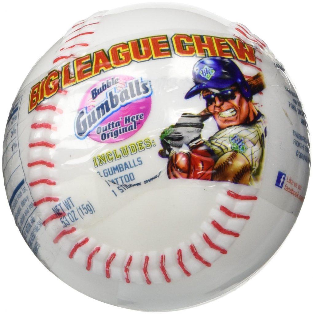 baseball Easter basket ideas
