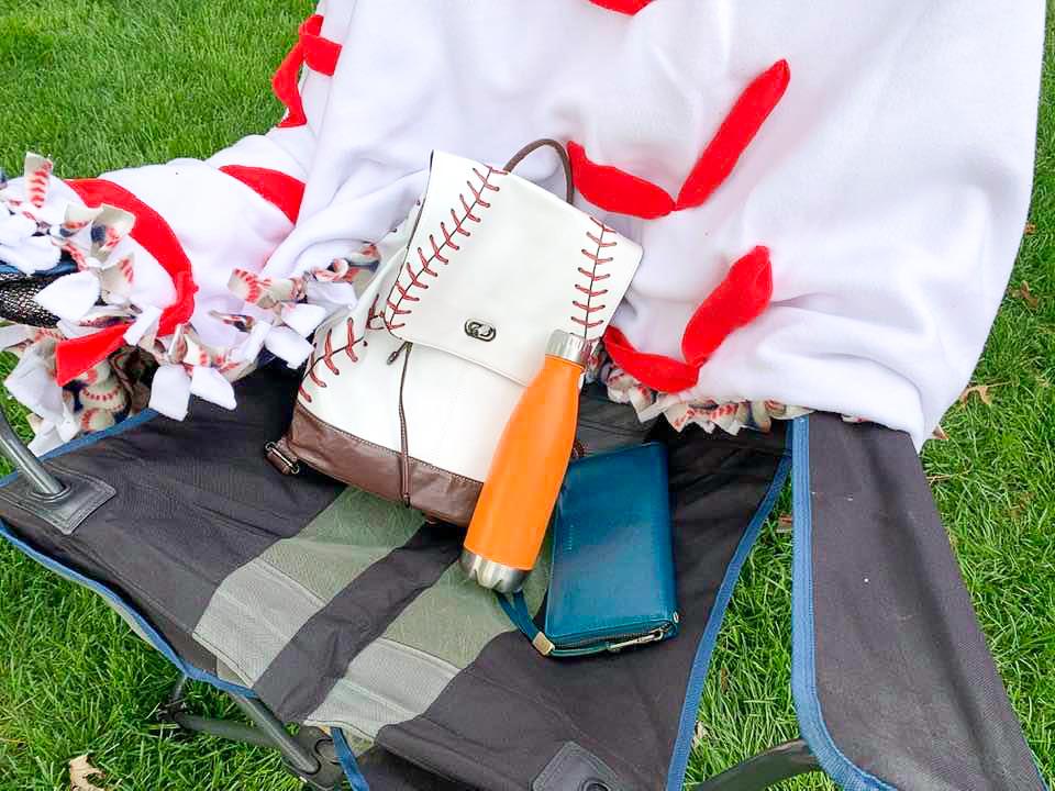 Baseball Mom Bag Must Haves