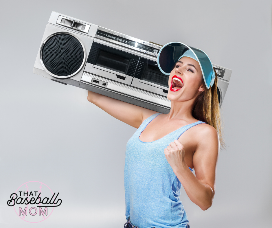 the best portable outdoor speakers for baseball moms