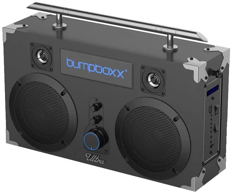bumpboxx outdoor portable speaker
