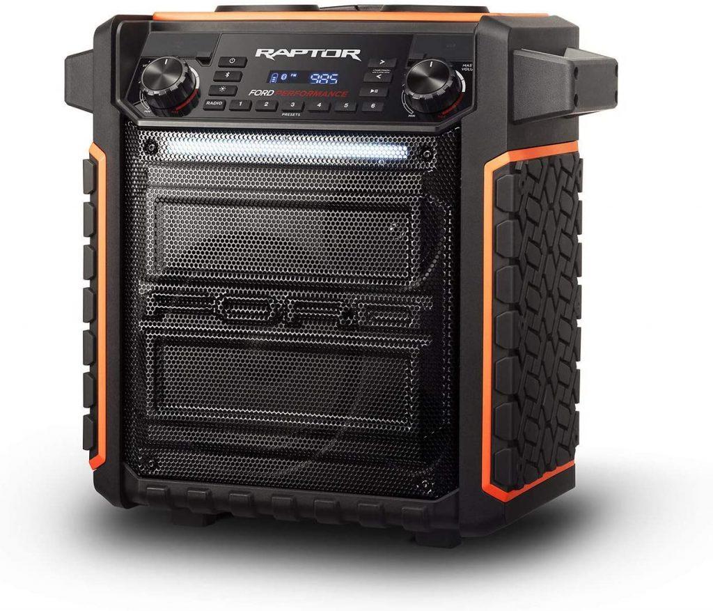raptor outdoor portable speaker