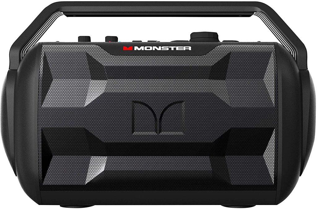 monster outdoor portable speaker