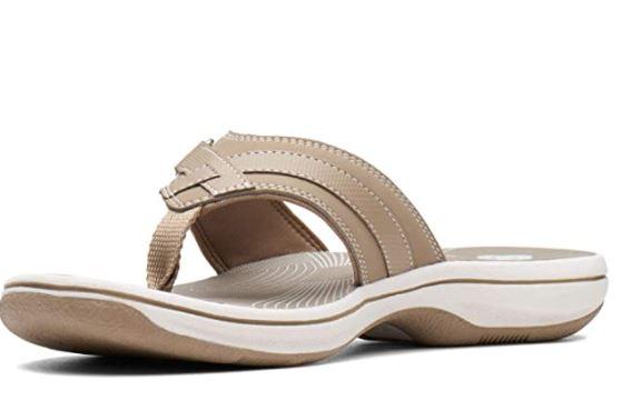Clarks Women's Breeze Sandal