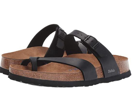 Leather Birkenstock Sandals